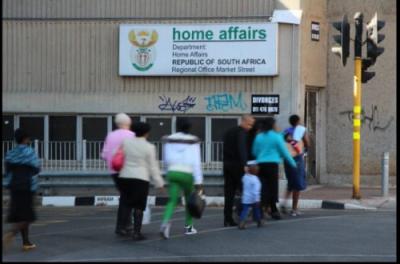 Pretoria Home Affairs. Picture: Rekord North