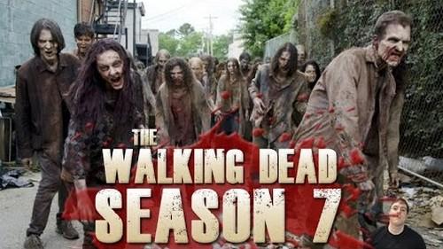 The Walking Dead Season 7. Picture: www.celebdirtylaundry.com