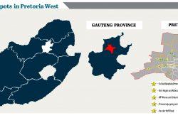 INFOGRAPHIC: Hijacking hotspots in Pretoria West