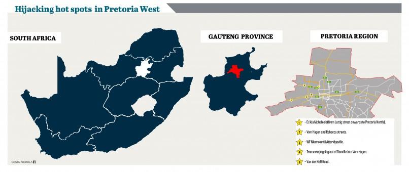 Hijacking hotspots Inforgraphic: The Citizen