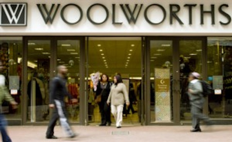 A Woolworths store. Picture: Gallo Images/ Die Burger/Stephen James Williams