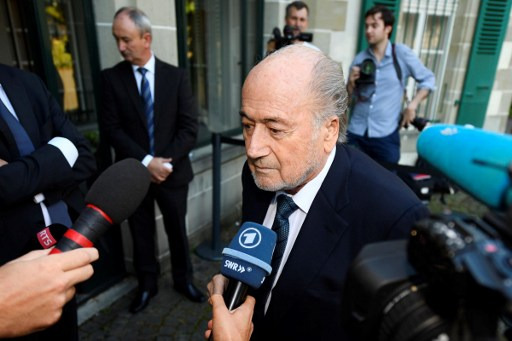 Blatter ready to testify in France over 2022 World Cup