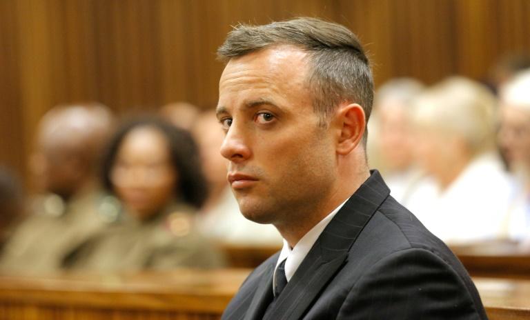 Pool/AFP / Kim Ludbrook<br />South African Paralympian Oscar Pistorius in court in Pretoria on June 14, 2016