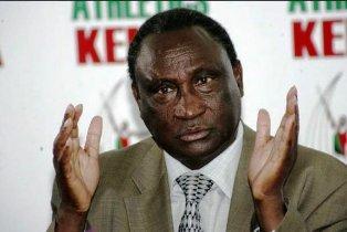 Former Athletics Kenya (AK) boss Isaiah Kiplagat. PHOTO: Athletics Kenya