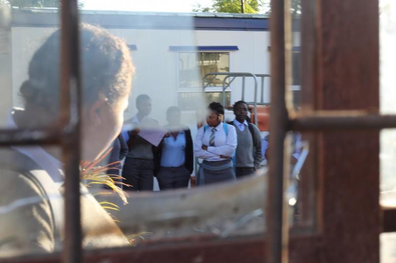 One of the affected Vuwani schools, Vhudzani Secondary. Picture: ANA