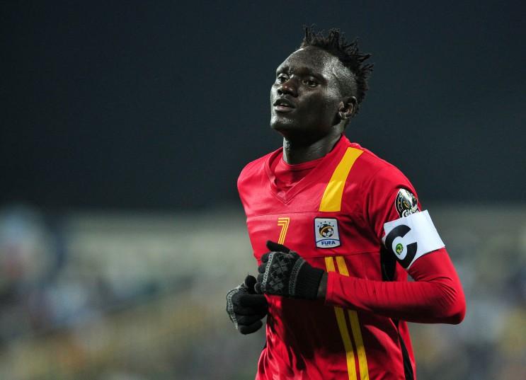 Joseph Ochaya of Uganda (Ryan Wilkisky/BackpagePix)