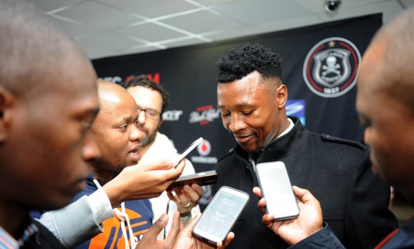 Siyabonga Sangweni. Photo: Sydney Mahlangu/ BackpagePix