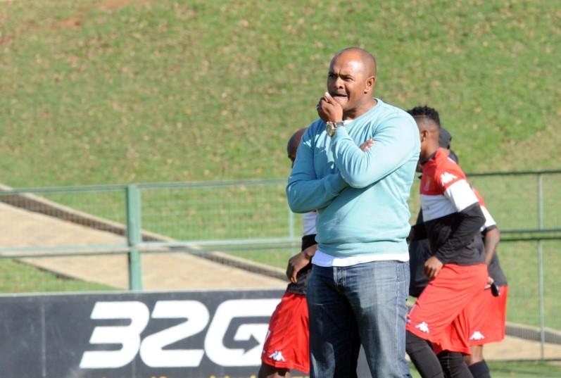 Shaun Bartlett coach of University of Pretoria (Pic Sydney Mahlangu/ BackpagePix)