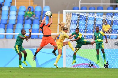 SA's football sides shown up in Brazil