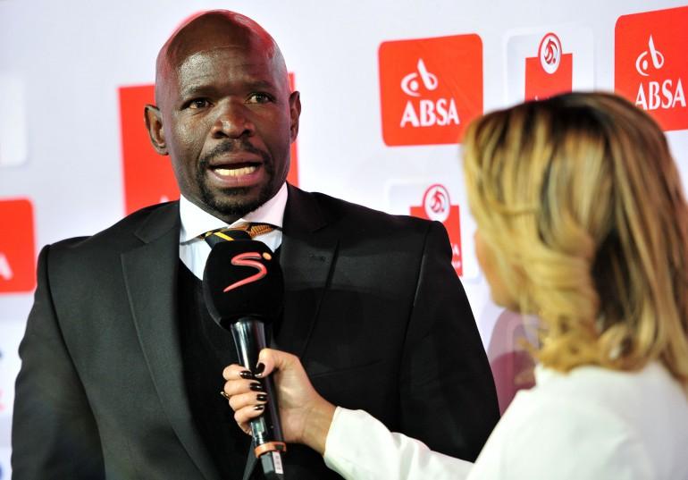 Steve Komphela, coach of Kaizer Chiefs during the Absa Premiership match between Bidvest Wits v Kaizer Chiefs at the Bidvest Stadium in Johannesburg, South Africa on August 23, 2016 ©Samuel Shivambu/BackpagePix