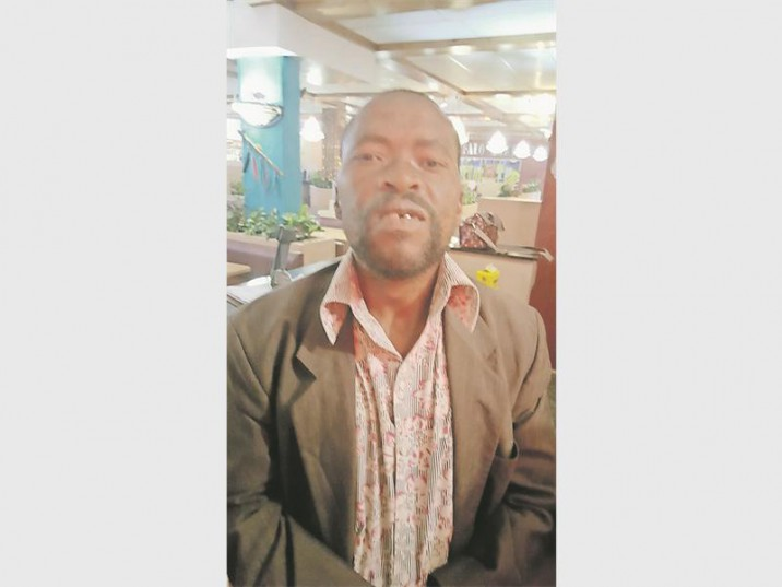 Bramely Zwane refuses to pay for meals at restaurants.