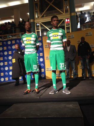 New Bloemfontein Celtic home jersey