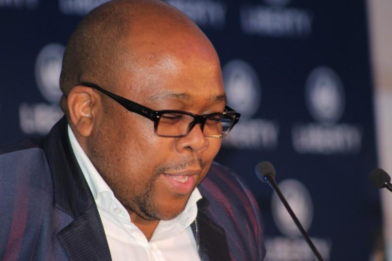 City of uMhlathuze mayoral candidate for the ANC, Mduduzi Mhlongo. PHOTO: Kyle Cowan