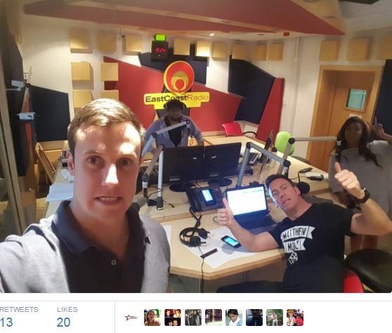 Phat Joe joins East Coast Radio.