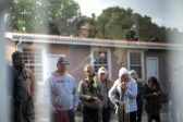 Residents queue up to vote, 3 August 2016, in Walmer, in Nelson Mandela bay, Port Elizabeth, during the local government elections. Picture: Alaister Russell