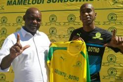 Sundowns confirm Ngcongca capture