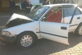 Police arrest hijacker after car chase and shooting