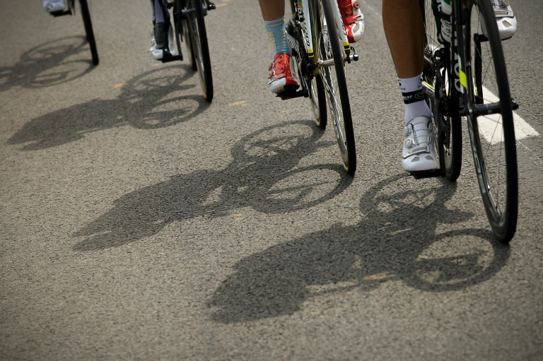 AFP/File / Jeff Pachoud<br />Olympic officials will inspect all bicycles for signs of hidden motors, head of the International Cycling Union, Brian Cookson warned