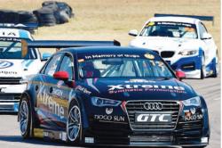 A3 wins both Touring car heats