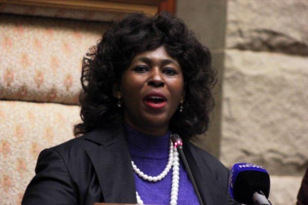 ANC MP Makhosi Khoza. Picture: Gallo Images