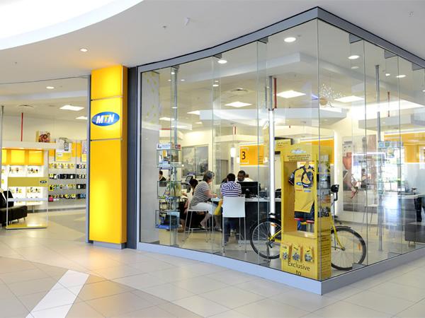 An MTN shop. Photo: Supplied