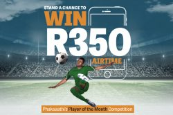 VOTE and WIN! Phakaaathi's Player of the Month Competition