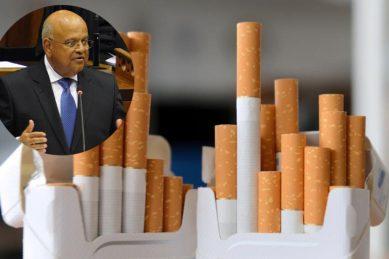 The day Pravin Gordhan took on big (illegal) tobacco