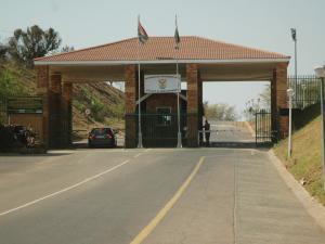 Prison stock image.