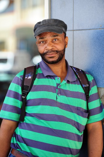 FILE PIC -- Klerksdorp miner Shasha Mohoto (53) speaks to The Citizen, 18 September 2015, how the employer claim he is dead. Picture: Nigel Sibanda
