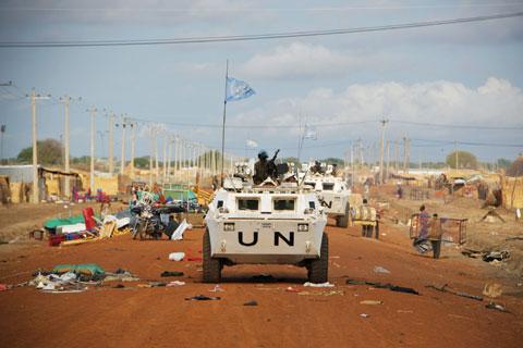 South Sudan. Photo: Supplied