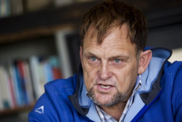 Musician Steve Hofmeyr speaks about his controversial statement that