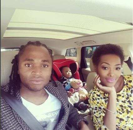 It's official! Siphiwe and Bokang are husband and wife