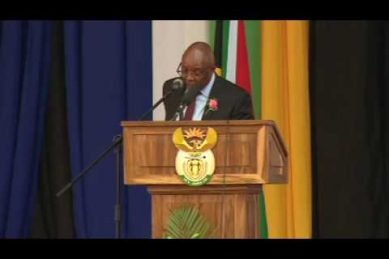 WATCH: Jacob Zuma roasted at Stofile's funeral