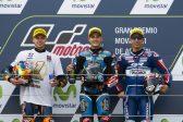 Brad Binder makes history as Moto3 champion