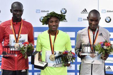 Bekele gets back to his brilliant best at Berlin Marathon