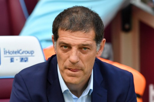West Ham United's Croatian manager Slaven Bilic arrives for the English Premier League football match between West Ham United and Southampton at The London Stadium, in east London on September 25, 2016. / AFP PHOTO / Ben STANSALL / RESTRICTED TO EDITORIAL USE. No use with unauthorized audio, video, data, fixture lists, club/league logos or 'live' services. Online in-match use limited to 75 images, no video emulation. No use in betting, games or single club/league/player publications.  /
