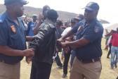 Fracas at Mujuru's Pretoria rally as irate Zimbabweans demand answers