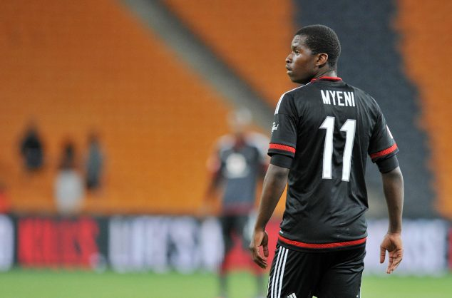Former Pirates star Myeni's message to youngsters