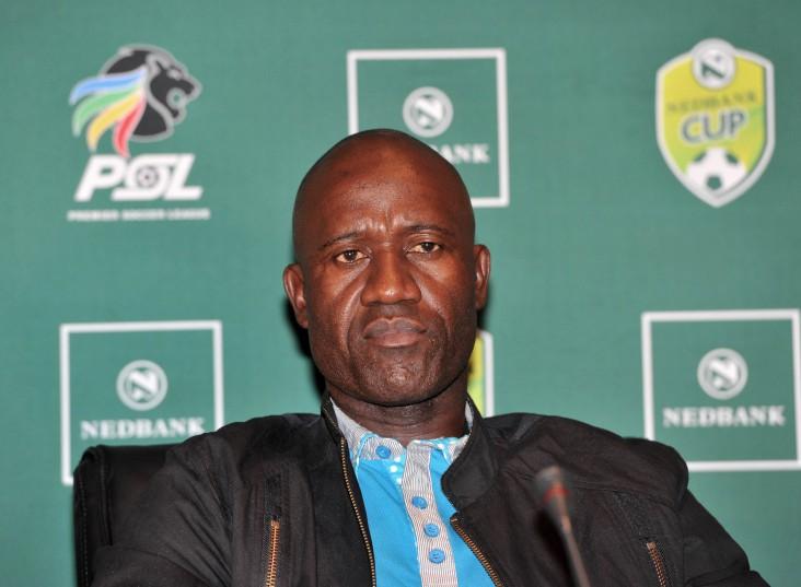 Patrick Mabedi, new Cape Town All Stars head coach. (Samuel Shivambu/BackpagePix)