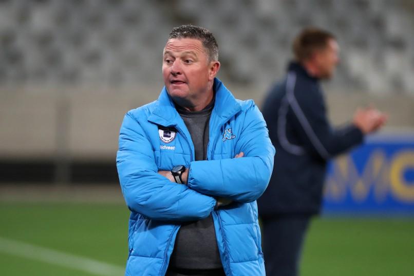 Gavin Hunt, coach of Bidvest Wits. Pic:BackpagePix