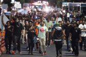 Police in California kill black man acting 'erratically'