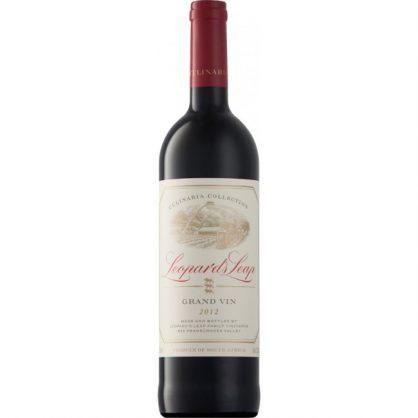 Culinaria Grand Vin. Picture: Supplied