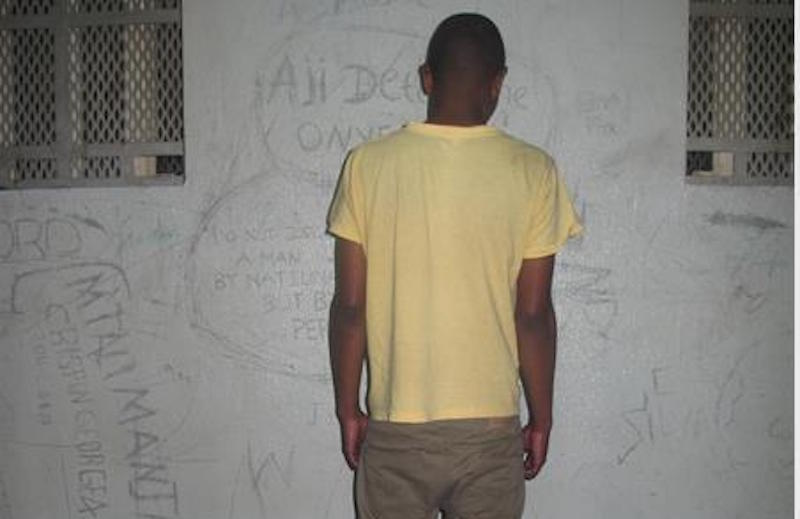 This 29-year-old man was recently arrested by the Primrose police for driving under the influence of alcohol. Picture: Germiston City News.