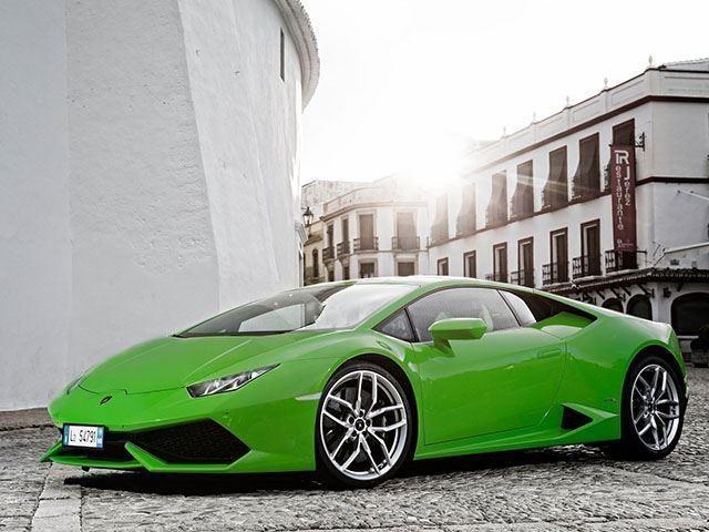 Lamborghini Huracan  Supplied