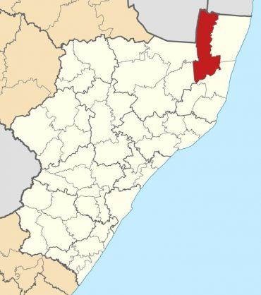 Jozini in KZN. Picture: Wikimedia commons