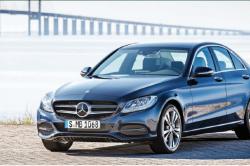 Mercedes-Benz C350e: Best of three worlds