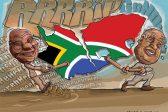 Ghost cartoon: Pravin-Zuma tug-of-war