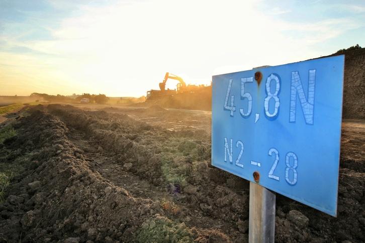 N2 roadworks stock image. Picture: Zululand Observer.