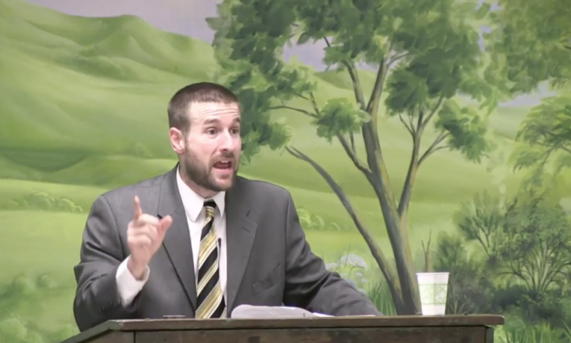 Homophobic US pastor Steven Anderson banned from entering South Africa