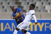 CAPE TOWN, SOUTH AFRICA - SEPTEMBER 17:  Cape Town City FC captain Vincent Kobola during the MTN 8 Semi Final, 2nd Leg match between Cape Town City FC and Bidvest Wits at Cape Town Stadium on September 17, 2016 in Cape Town, South Africa. (Photo by Carl Fourie/Gallo Images)